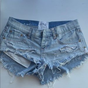 One teaspoon Bonita shorts